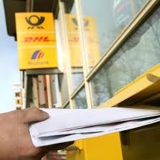 Deutsche Post Will Porto Für Brief Und Paketzustellung Erhöhen