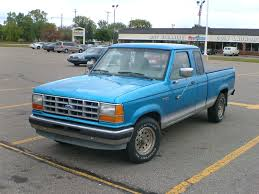 100 1992 Ford Truck Ranger Workshop Owners Manual Free Download