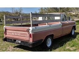 100 Gmc Trucks For Sale By Owner 1966 GMC Truck For ClassicCarscom CC1189502