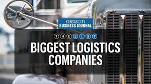 Kansas City's Largest Logistics Companies - Kansas City Business Journal