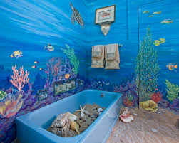 Ocean Themed Bathroom Wall Decor by Wouldn T Fancy Getting The Sand Out Of The Tub Every Time I Want