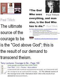 75 Best PAUL TILLICH Images On Pinterest