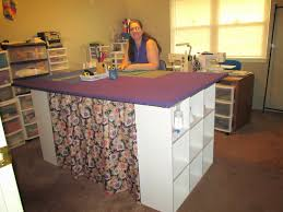Sewing Cabinet Woodworking Plans by Best 10 Folding Sewing Table Ideas On Pinterest Fold Down Desk