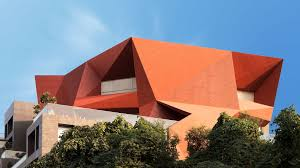 100 Sanjay Puri Architects Juxtaposition Of Color Volume And Geometry Stellar