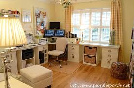 Pottery Barn Bedford Corner Desk Hutch by How To Design An Office With Pottery Barn Bedford Furniture And A
