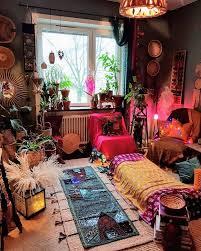 bohemain stylish meditation room wohnen dekoration