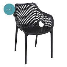 Matello Outdoor Dining Chair (Set Of 4) Comfortcare 5piece Metal Outdoor Ding Set With 52 Round Table T81 Chair Provence Hampton Bay Mix And Match Stack Patio 49 Amazoncom Christopher Knight Home Lala Grey 7 Chairs Of 4 Tivoli Tub Black Merilyn Rope Steel Indoor Beige Washington Coal Click Pc Stainless Steel Teak Modern Rialto Rectangle 6