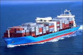 Container Shipping To From Australia