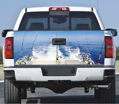 100 Truck Tailgate Decals Amazoncom Wrap Decal Boat Trolling 3m Cast 10 Yr
