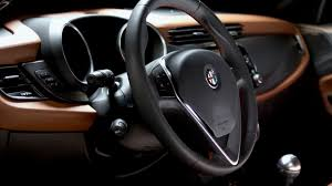 2014 Alfa Romeo Giulietta INTERIOR