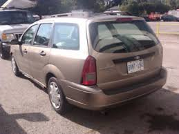 ford focus wagon buy or sell new used and salvaged cars