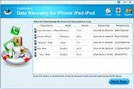 iPhone Note Recovery How to Restore Deleted Notes from iPhone