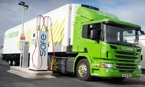 100 Natural Gas Trucks Compressed Market Industry Analysis Forecasts To 2024