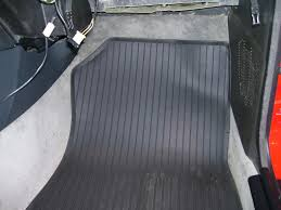 oem fitting rubber e30 floormats from an e82 rts your total