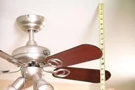 Tightening Wobbly Ceiling Fan by Service A Ceiling Fan Australian Handyman Magazine