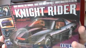 Knight Rider Or Rubbish Truck! - YouTube