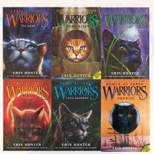 Image Is Loading Warrior Cats Series Collection Erin Hunter 039 S