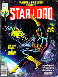 Marvel Preview 11 Star Lord