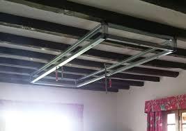 plafond a caisson suspendu plafond suspendu caisson rénover en image