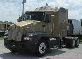 100 Kw Truck 1999 Kenworth T600 Semi Truck Item J8557 SOLD August 18