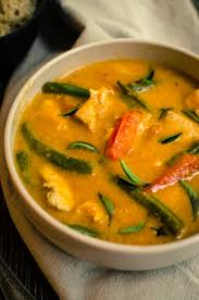 Thai Pumpkin Curry Soup Recipe by Fall Thai Pumpkin Curry With Chicken Weeknight Supper