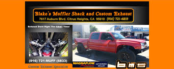 Blakes Muffler Shack   Muffler Shack And Custom Exhaust What To See At The National Auto And Truck Museum In Auburn Indiana Dealer Ben Davis Chevrolet Buick Near Bryan Oh 2019 Bolt Ev Vehicles For Sale Gold Rush Lynch Chevroletcadillac Of Opelika Columbus Ga New Nissan Frontier Lease Offers Wa Dealer Seattle Cars Trucks Bellevue Used Carsuv Dealership Me K R Sales Green Valley Collision Body Shop Chickfila Will Host A Popup Celebrate One Footballs Bbq Food Your Next Event Sweet Barbecue