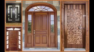 100 Designs For Home Top 50 Modern Wooden Main Door For 2017 Plan N