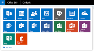 Shortcuts to Mail Calendar and People in Outlook on the Web OWA