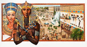 Akhenaton Barbara Higgins Bond The Great Kings And Queens