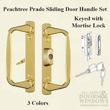 Peachtree Patio Door Replacement by Peachtree Sliding Door Handleset Choose Color
