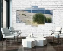 posters prints leinwand bilder set 15f0080500 strand auf den bretter home furniture diy itkart org