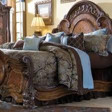 Portofino Luxury Bedding Sets Michael Amini Signature Top of Bed