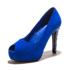 popular blue suede heels buy cheap blue suede heels lots from
