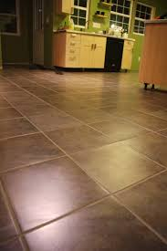Laying Tile Over Linoleum Concrete by Best Flooring For Uneven Floors Flooring Designs