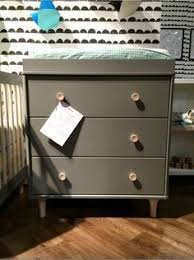 Babyletto Skip 3 Drawer Changer Dresser by The Gelato Dresser By Babyletto Is Simply Adorable With The