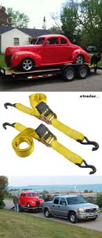 Heavy-duty Tie-down Straps Let You Secure Cargo In Your Truck Bed Or ... Question About Strapping A Car On Trailer Grassroots Motsports Truck Straps Tie Down Ratchet Webbing Tie Erickson Tiedown Kit Twisted Flat Hooks And Axle Strap W Shockstrap Ratcheting Atv Builtin Shock Absorbers Smittybilt Pair Of Ratchet Down Anchor 4wd Truck Ute Keeper 1 12 In X 16 Ft 1000 Lbs Prograde Est Motorcycle Straps Prevent Scratches To Chains Flatbed Hi Res 551546 Winch Style Northern Tool Equipment Wheel Disambiguation Page Buy Kidyne Cargo Control Online Norden Rv How Moving Insider