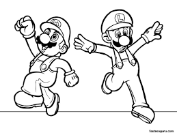 Cartoon Coloring Pages To Download And Print For Free Inside