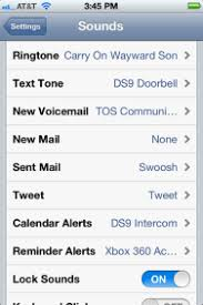 Make custom tones for your iPhone