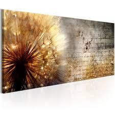 home décor wandbilder pusteblume abstrakt natur leinwand