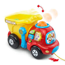 100 Kids Dump Truck EDUCATIONAL TOY DUMP For Baby Toddler Learning Fun