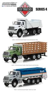 100 Toy Tanker Trucks SD GreenLight Collectibles