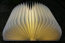 Book Accordion Nope Lumio is a gorgeous LED lamp that goes