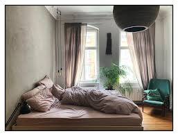 schlafzimmer rosa vintage dänish selfmade cozy