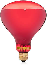 therabulb nir a near infrared bulb 250 watt advanced home wellness