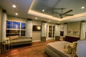 tray ceiling bedroom contemporary with cove lighting ceiling lighting