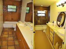 Small Bathroom Remodels Before And After by Bathroom Minimalist Small Bathroom Makeover Before After
