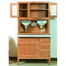 View A Larger Image Of Woodworking Project Paper Plan To Build Hoosier Kitchen Cabinet AFD315