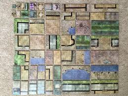 dungeons and dragons tiles master set how to organize your d d dungeon tiles the phdnd collection