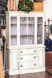 Antique China Cabinet Monrovia