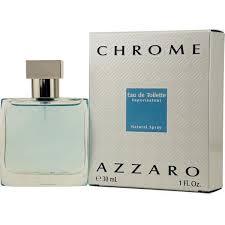 azzaro chrome s 1 ounce eau de toilette spray free shipping